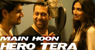 Main Hoon Hero Tera (Salmaan Khan)
