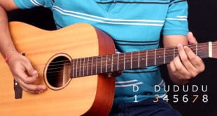 Basic-Strumming-Pattern-#1