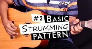 #3-Basic-Strumming-Pattern