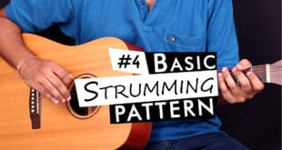 #4-Basic-Strumming-Pattern