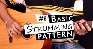 #6-Basic-Strumming-Pattern