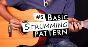 Basic-Strumming-Pattern-#5